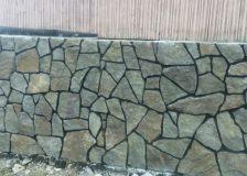 Укладка натурального камня