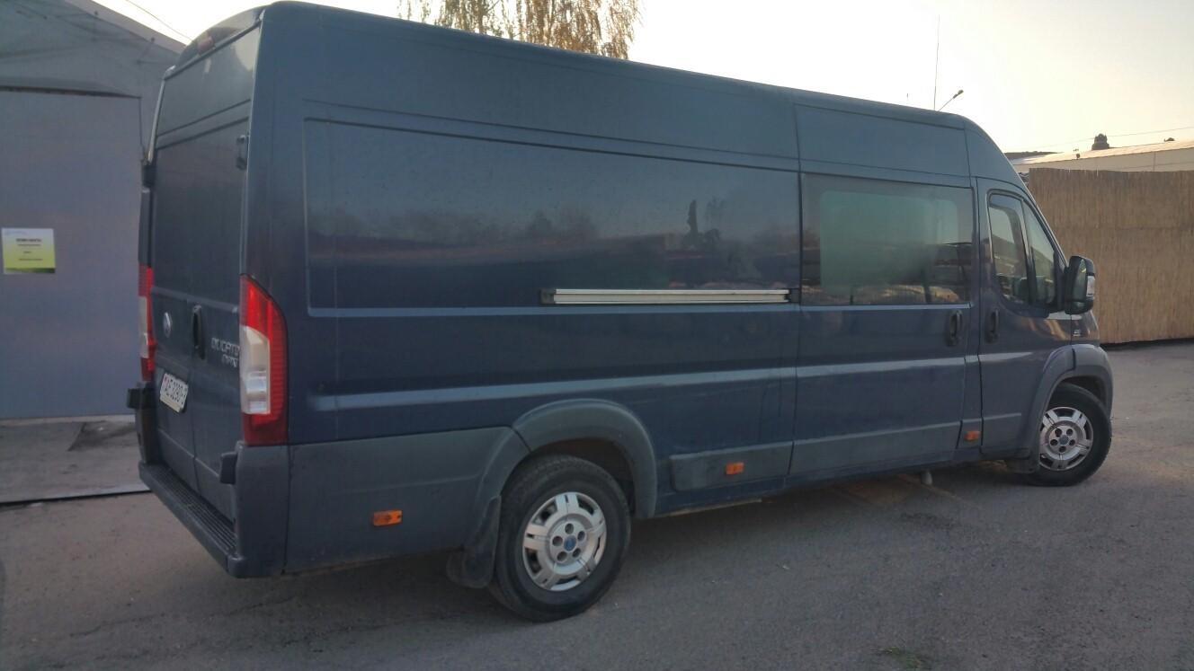 Фургон (грузоподъёмность до 2 т)