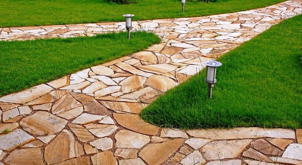 Каталог укладки натурального камня