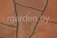 Песчаник Терракотово-красный