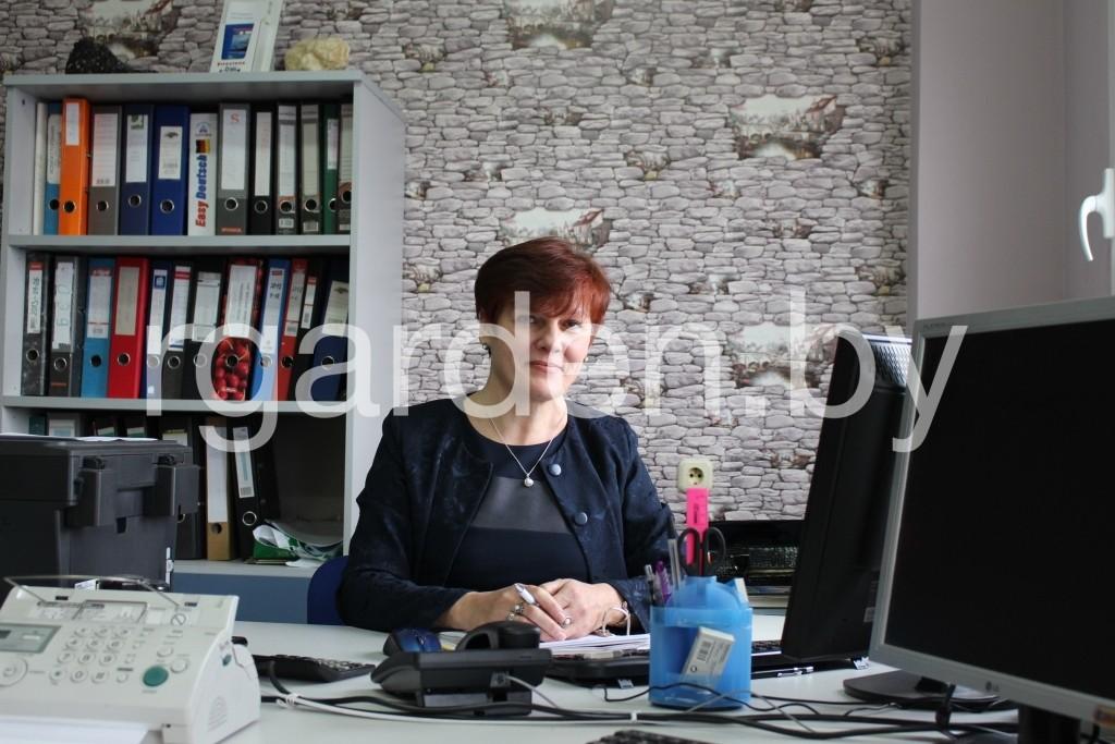 Надежда Викторовна - Главный бухгалтер