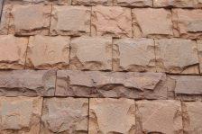 Плитка из песчаника Терракотово-красный со сколом