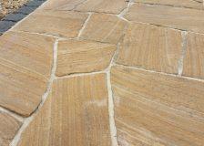 Песчаник Карпаты для мощения