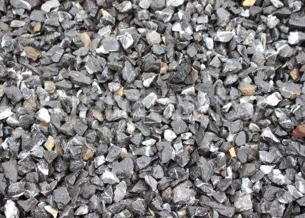 Каменная крошка Черная