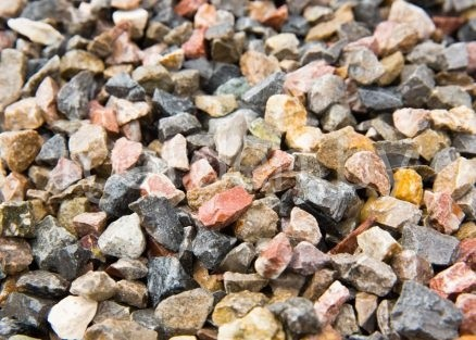 Каменная крошка Цветная
