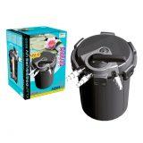 Фильтр напорный для пруда до 8 м. куб. Aquael KLARPRESSURE UV 8000 УФ 11 Вт