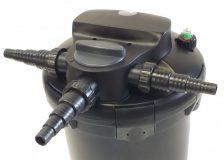 Фильтр напорный для пруда до 9 м. куб. Jebao BF-9000, УФ 11 Вт