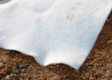 Геотекстиль для пруда (под пленку) 300 гр/м.кв