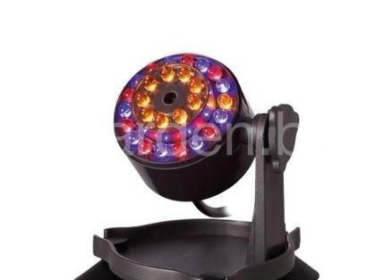 Подсветка светодиодная подводная на подставке HUIQI 27-3