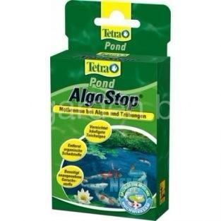 TetraPond AlgoStop для предотвращения появления водорослей в садовом водоеме