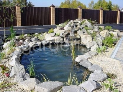 Насос для фильтра, ручья, водопада AMP-10000