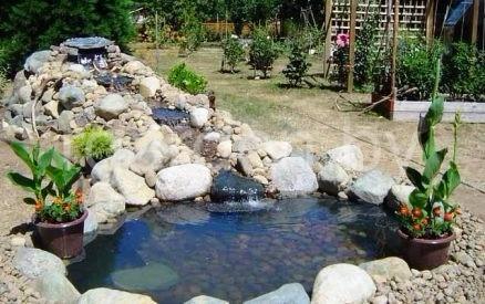 Насос для фильтра, ручья, водопада СМ 8000