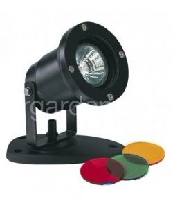 Подсветка подводная с 3 цветными фильтрами L50