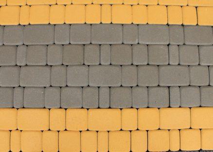 Тротуарная плитка Nostalit цветная