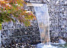Водопады и фонтаны