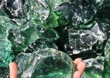 Стеклянный камень Эрклез