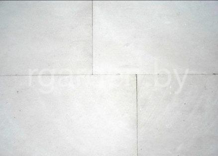 Плитка из известняка Белый