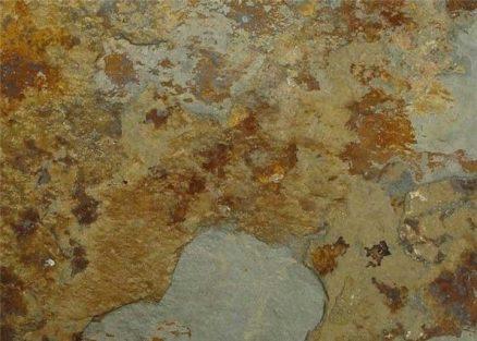 Плитка из сланца Мультиколор