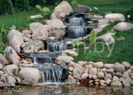 Насос бассейновый прудовый HLS-280