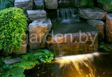 Подсветка для фонтана, пруда GL1LED-3