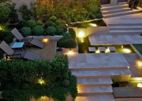 Ландшафтное и архитектурное освещение
