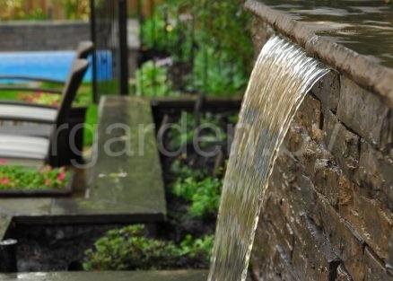 Излив для создания водопада HQ-WFS300