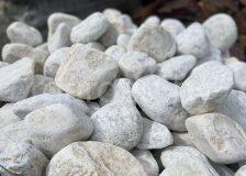 Бутовый камень мрамор Тоскана галтованный
