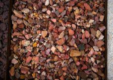 Каменная крошка Розовая