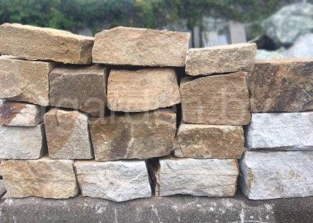 Каменные кладочные блоки Троя