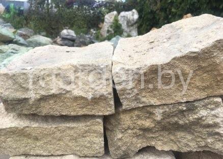 Кладочный камень доломитовый
