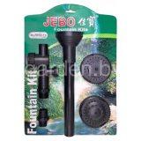 Комплект фонтанных насадок Jebo FH10