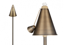 Светильник-факел для дорожек TIKI