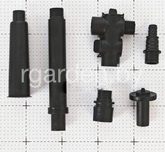 Комлект фонтанных насадок JEBAO FT-03