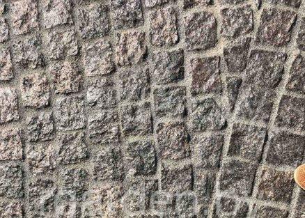 Брусчатка из гранита Васильевского колотая для мощения