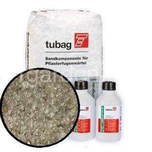 Раствор для заполнения швов брусчатки и камня на основе эпоксидных смол PFL QUICK-MIX Песочный