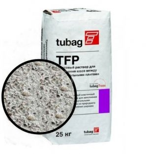 Затирка для швов природного камня NFM (TFP) Quick mix Серый