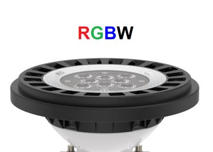 Управляемая светодиодная лампа ABR PAR36-RGBW-SMART-38\60*-10W