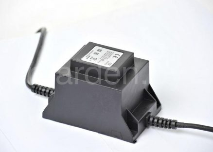 Трансформатор 24 вольт, 7,2 вт, HQ-300MA, c защитой от дождя